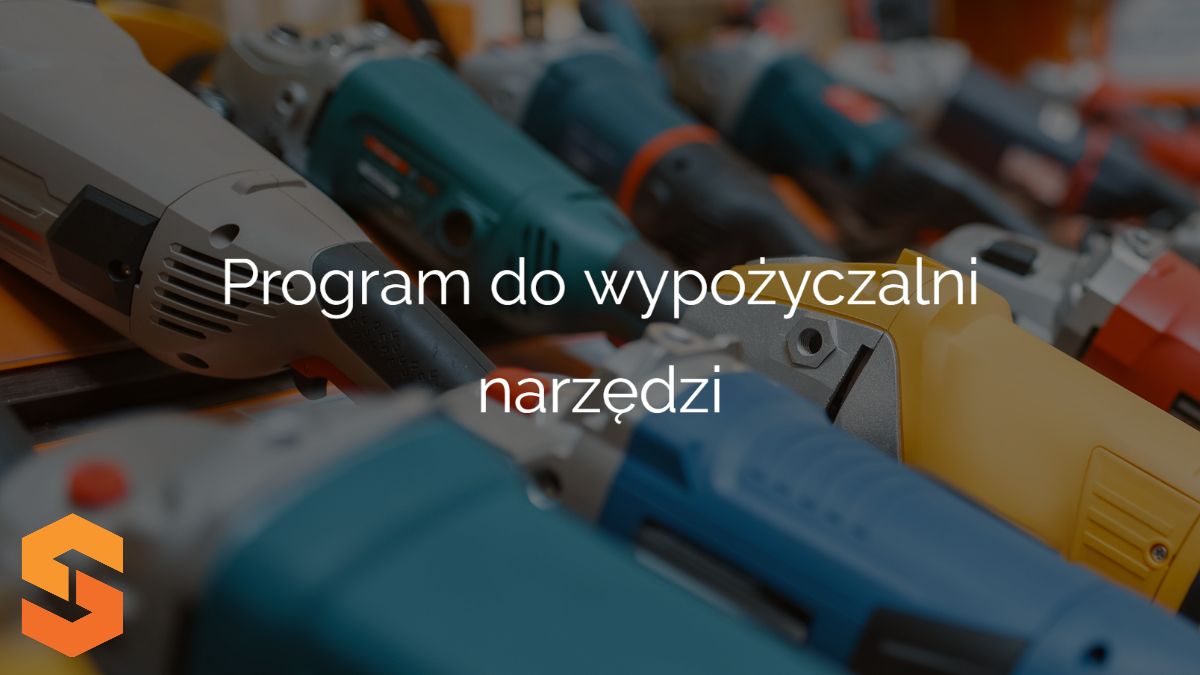 Program do wypożyczalni narzędzi